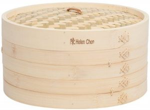 Helen Chen's Asian Kitchen Bamboo Steamer