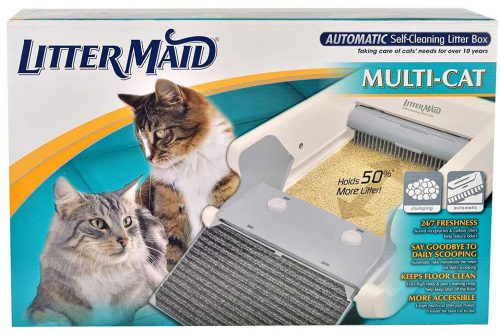 LitterMaid LM-86579 Self-cleaning Box