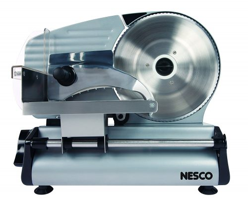 Nesco FS-250 180W Food Slicer with 8.7-Inch Blade