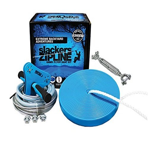 Backyard Zip Line Reviews top 10 best zip line kits in 2018