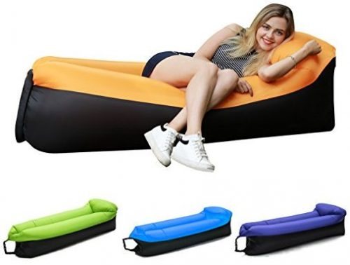 TEROMAS inflatable air lounger