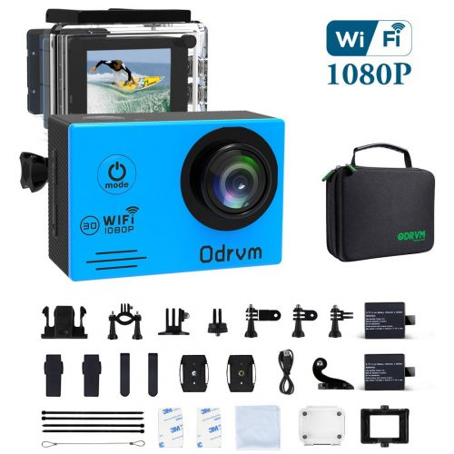 WIFI Action waterproof cameras