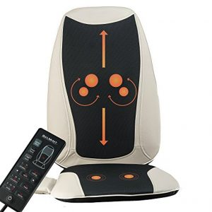 Belmint Seat Cushion massager with Shiatsu Deep Kneading