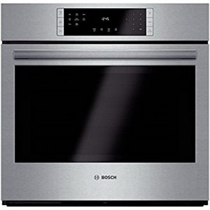 Bosch HBL8451UC 800 30-Inch Stainless Steel Convection Single Wall Oven