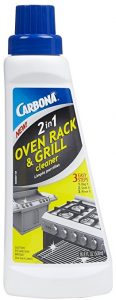 Carbona 2-In- 1 Oven Rack and Grill Cleaner