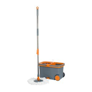 Casabella Spin Cycle Mop with Bucket