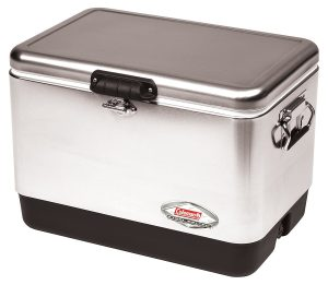 Coleman Steel-Belted Cooler, 54-Quart