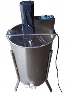 Hardin Royal 2 Electric 2 Frame Stainless Steel Honey Extractor