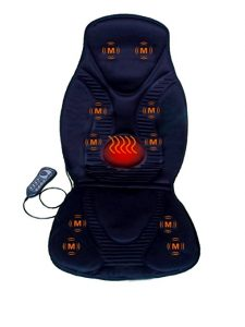 FIVE S FS8812 Vibration Massage Seat Cushion, 10-Motor