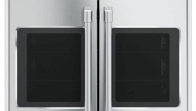 GE Cafe CT9070SHSS 30-Inch Single French Door Electric Wall Oven