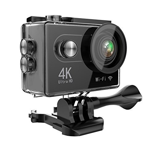 Hiearcool H9R Action Camera
