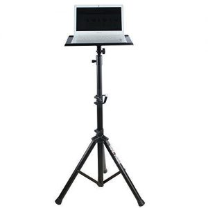 Hola! Music HPS-300B Heavy-Duty Professional Multi-Purpose DJ Tripod Stand