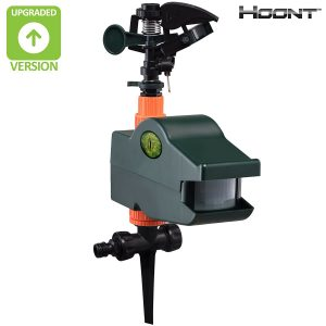 Hoont Powerful Upgraded Outdoor Water Blaster Animal Pest Repeller