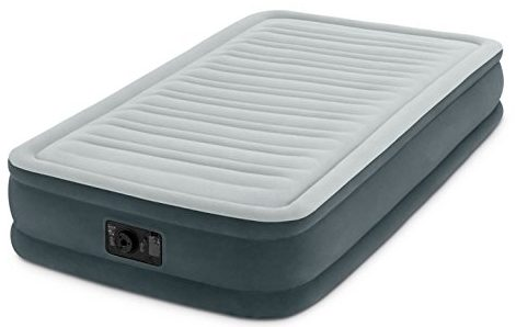 Intex Recreation 67765E Comfort-Plush Mid Rise Dura Beam Airbed