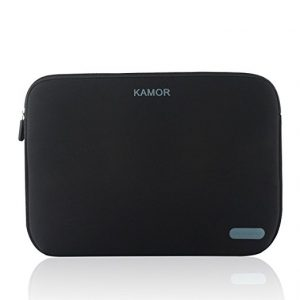 Kamor 16-17.3 inches Water-resistant Laptop Sleeve Case, Neoprene