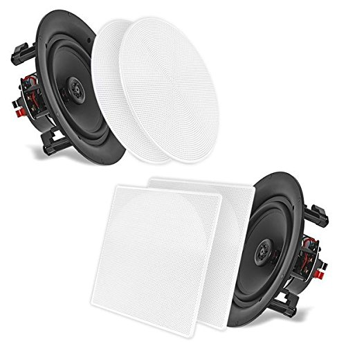 Pyle Ceiling Speakers stereo in Wall Speaker