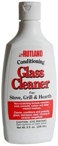 Rutland Hearth and Grill Conditioning, Glass Cleaner