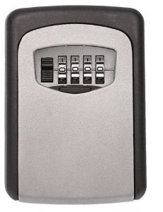 Tekmun 4-Digit Combination Realtor Wall Mount Key Lock Box
