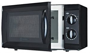 Westinghouse WCM660W 600W Counter Top Microwave, 0.6 Cubic Feet