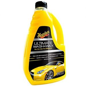 Meguiar's G17748 Wash and Wax - 48 oz.
