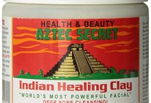 Aztec Secret - Indian Healing Clay - Deep Pore Cleansing Facial & Healing Body Mask