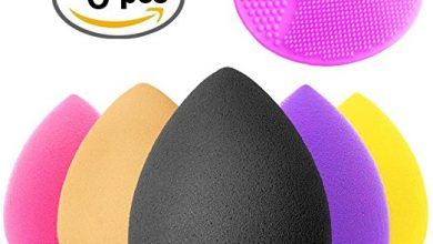 Crafteeze Beauty Makeup Blender, 6pieces