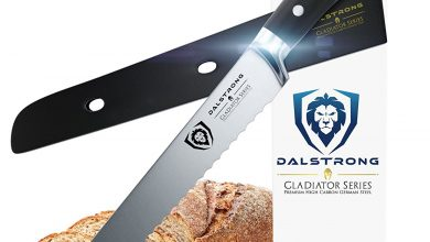 DALSTRONG Bread Knife HH