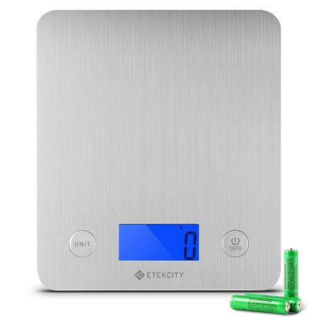 Etekcity Multifunction Digital Kitchen Scale