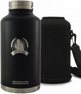 Growler By Bottle Bud