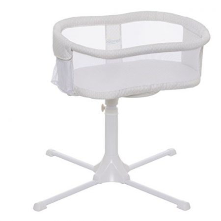 HALO Bassinest Swivel Sleeper Bassinet - Essential Series, Honeycomb