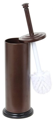Home Basics Bronze Toilet Brush