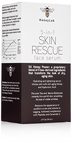 HoneyLab Face Serum with Manuka honey and Hyaluronic Acid