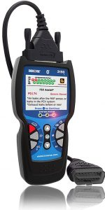 Innova 3150f Code Reader / Scan Tool with ABS/SRS and Bluetooth for OBD2 Vehicles