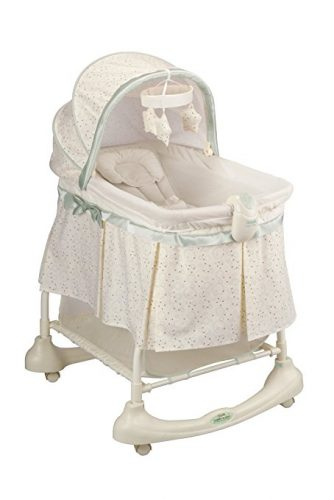 Kolcraft Cuddle'N Care 2-in-1 Bassinet