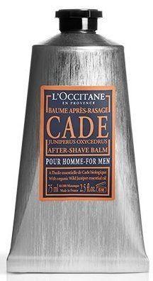 L'Occitane Soothing Cade After Shave Balm for Men with Shea Butter, 2.5 fl. oz