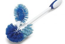 Mr. Clean 440426 Under The Rim Bowl Brush