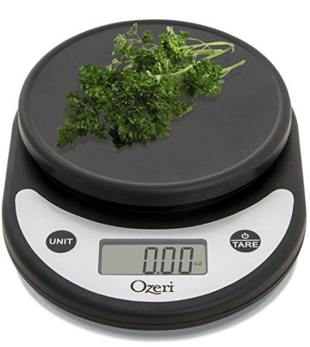 Ozeri ZK14-AB Pronto Multifunction Digital Kitchen and Food Scale