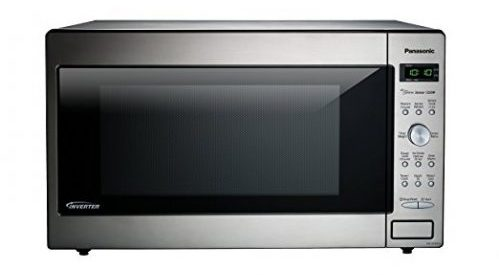 Panasonic NN-SD945S Countertop/Built-In Microwave with Inverter Technology
