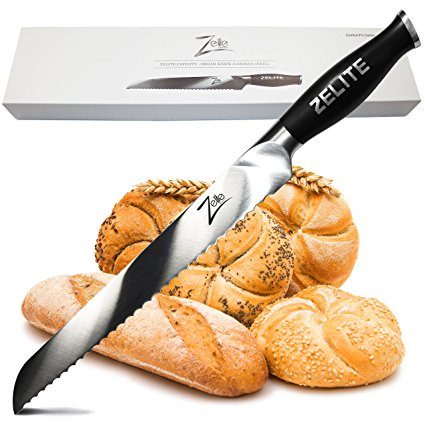 ZELITE INFINITY Bread Knife