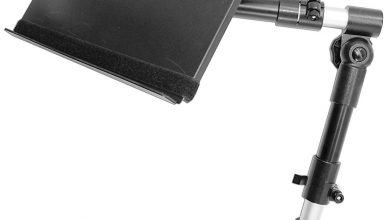 AA-Products T-70N Computer Mount Holder Stand For Trucks/Vans/Cars/SUVs