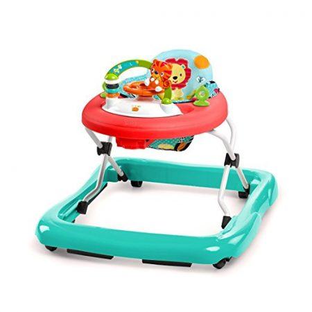 Bright Starts Walk-A- Bout Walker, Roaming Safari