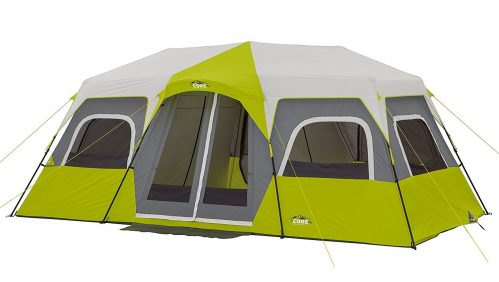 CORE 12 Person Instant Cabin Tent - 18' x 10'