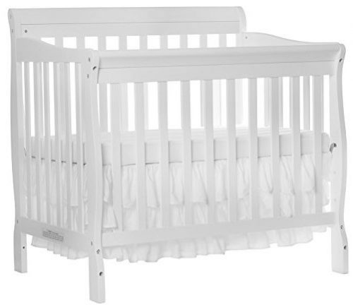 Dream On Me four in one Aden Convertible Mini Crib