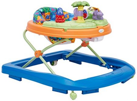 Safety 1st Sounds & Lights Discovery Walker, Dino