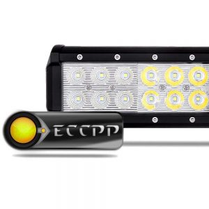 LED Work Light, 72W 12