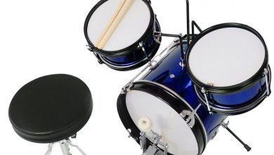 AW 3-piece Junior Kid Drum Set