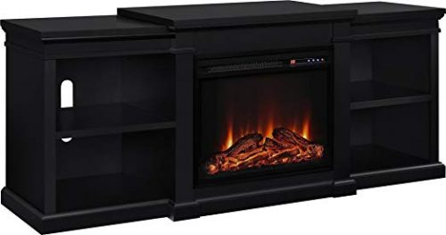 Altra Furniture Ameriwood Home Manchester Electric Fireplace TV