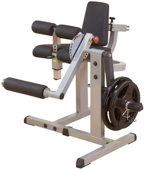 Body-Solid GCEC340 - Cam Series Leg Extension Curl Machine