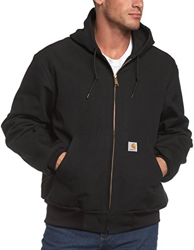 Carhartt Men's Thermal Lined Duck Active Jacket J131