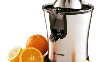 Eurolux Electric Orange Juicer squeezer